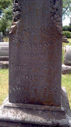 William McMahon Brandon