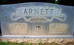 Pearl <i>Bentley</i> Arnett