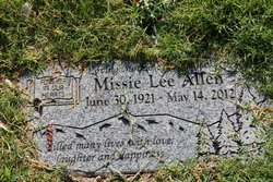 Missie Lee Allen