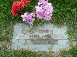 Peter Pete Xanos