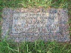 Georgianne <i>Townley</i> Blessing