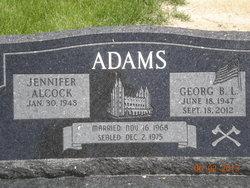 Georg B. L. Adams