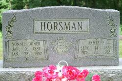 James F Horsman