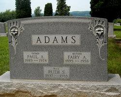 Fay <i>Adams</i> Amsler