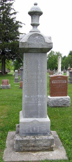 Rev Thomas Roe