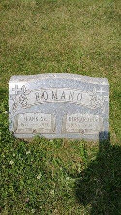Bernardina <i>Raia</i> Romano