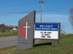 Belfast United Methodist Church Cemetery