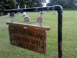 Jacksonville Anglican Cemetery