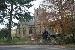 All Saint's Churchyard