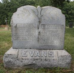 Elizabeth <i>Whaley</i> Evans