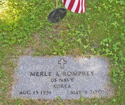 Merle Albert Romprey