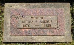 Bertha Ellen <i>Massey</i> Andrus
