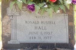 Ronald Russell Rusty Hall