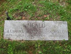 Albert C. Heald