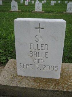 Sr Ellen Louise Balle