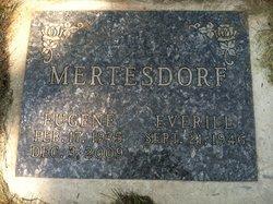Eugene Anthony Mertesdorf