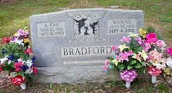 Maxine <i>Burnside</i> Bradford