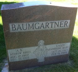 Catherine Mary Casey Baumgartner