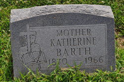 Katherine <i>Miller</i> Barth