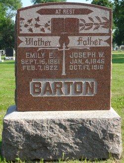 Joseph W Barton