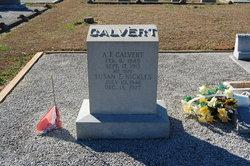 Augustus Foster Calvert