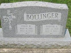 Evelyn E. <i>Buck</i> Bollinger
