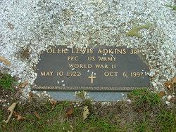 Ollie Lewis Adkins, Jr