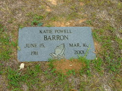 Katie Powell Barron