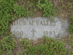 Alice M. Valley
