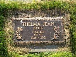 Thelma Jean <i>Tayler</i> Bates