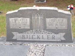 Freda Katherine Sweet Mom <i>Schuhmacher</i> Buckler