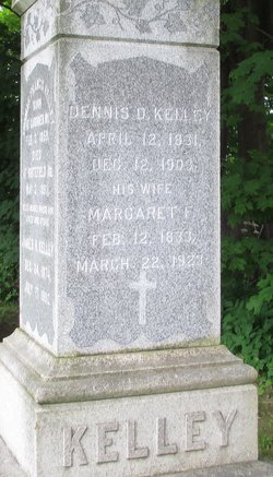 Margaret F. <i>Sullivan</i> Kelley