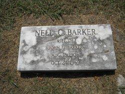 Nell C Barker