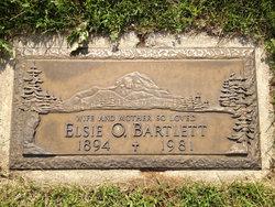 Elsie Orange <i>Howard</i> Bartlett