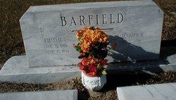 Charlie Lewis Barfield, Sr