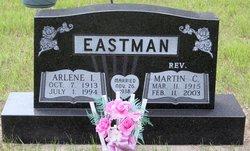 Rev Martin C Eastman