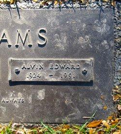 Alvin Edward Adams