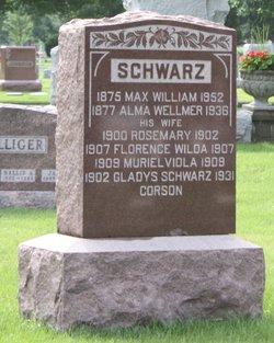 Gladys <i>Schwarz</i> Corson