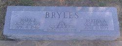 Bertha Ann <i>Naney</i> Bryles