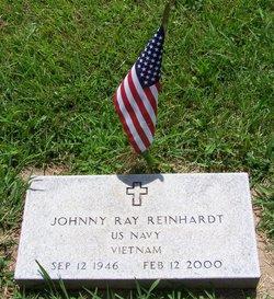 Johnny Ray Reinhardt