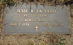 Jesse R La Delle