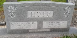 Howard Bartow Hope