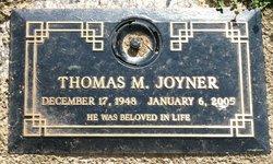 Thomas M Joyner