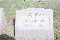 Sarah Stewart Sadie <i>Hennings</i> Higgins