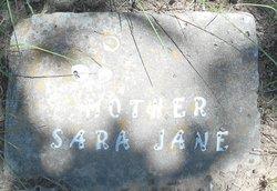 Sarah Jane <i>Cantrell</i> Hunter