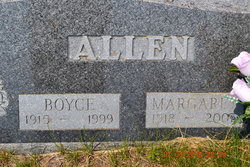 Margaret J. <i>Steindorf</i> Allen