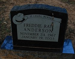 Fred Ray Anderson