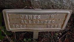 Pvt James M. Alexander