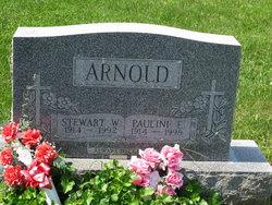 Pauline Elizabeth <i>Lehr</i> Arnold