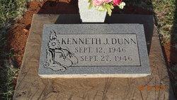 Kenneth James Kenny Dunn